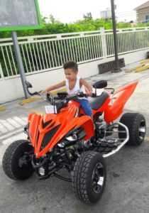 Quad in Santo Domingo