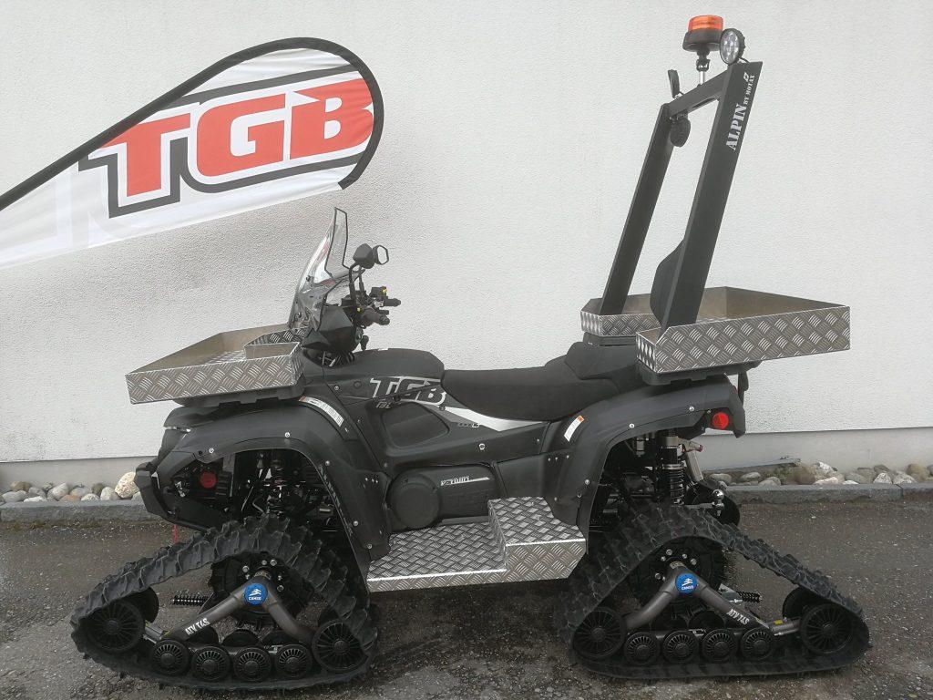 TGB_Blade_1000_LT_EFI_EPS_Touring_mit_Raupe_und_Alpin_Paket
